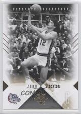 2010-11 Ultimate Collection #23 John Stockton Gonzaga Bulldogs Basketball Card
