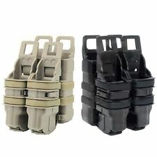 Binding Molle Fastmag For 5.56 and Double Fast Rifle Mag Magazine Pouch Holder
