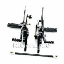 Rearsets Foot Pegs Adjustable Rear Sets For Yamaha YZF-R1 1998 1999-2003