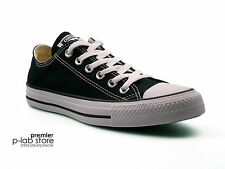 Converse Chuck Taylor All Star Ox Low Top Black Canvas Unisex Trainers. New
