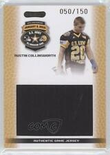 2010 Razor US Army All-American Bowl Jersey Swatch #JS-AC1 Austin Collinsworth