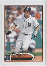 2012 Topps #644 Andy Dirks Detroit Tigers Baseball Card