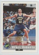 1992 Classic Draft Picks #73 Brett Roberts Morehead State Eagles Basketball Card