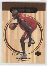 1999-00 Upper Deck Ovation #64 Lamar Odom Los Angeles Clippers Basketball Card