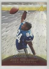 1995 Pinnacle Trophy Collection 213 Joey Galloway Seattle Seahawks Football Card
