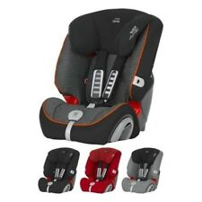 britax evolva 2 3 isofix car seat ebay. Black Bedroom Furniture Sets. Home Design Ideas