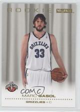 2008-09 Skybox #228 Marc Gasol Memphis Grizzlies RC Rookie Basketball Card