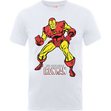 Marvel Comics Iron Man Pose Kids T-shirt Official Licensed Movie