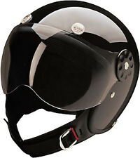Glossy Black Open Face DOT Motorcycle Helmet storage bag 5 sizes available fnt