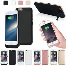 Ultra-thin External Battery Power Pack Backup Charger Case For iPhone 7 6S Plus
