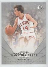 2012-13 SP Authentic Canvas Collection #CC-28 Vinny Del Negro Basketball Card