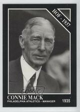 1991 The Sporting News Conlon Collection #47 Connie Mack Philadelphia Athletics