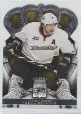2013 Panini Crown Royale #8 Teemu Selanne Anaheim Ducks (Mighty of Anaheim) Card