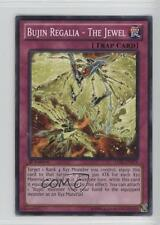 2014 Yu-Gi-Oh! Legacy of the Valiant #LVAL-EN075 Bujin Regalia The Jewel - Card