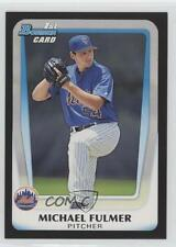 2011 Bowman Draft Picks & Prospects #BDPP30 Michael Fulmer New York Mets Card
