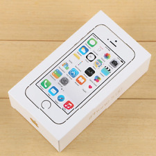 Apple iPhone 5 16G/32GB (Factory Unlocked) Smartphone White/Black Sealed As NEW