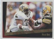 1993 Score Select #181 Willie Roaf New Orleans Saints Rookie Football Card