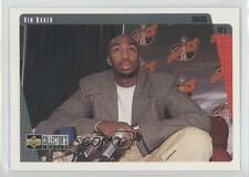 1997-98 Upper Deck Collector's Choice #333 Vin Baker Seattle Supersonics Card