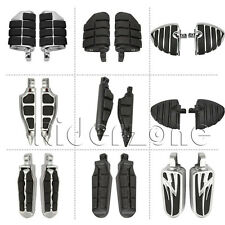 Motorcycle Foot peg Male Mount For Fits Harley Davidson Softail Dyna Sportster