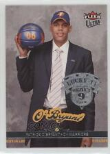 2006 Fleer Ultra Retail #209 Patrick O'Bryant Golden State Warriors Rookie Card