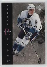1995-96 Upper Deck Freeze Frame F9 Paul Kariya Anaheim Ducks (Mighty of Anaheim)