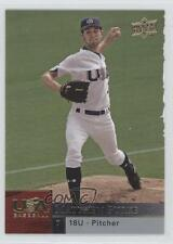 2009 Upper Deck USA 18U National Team #18U-MP Matt Purke (National Team) Card