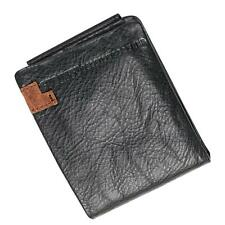 Men Wallets Genuine Leather Wallet Fashion Zipper Purse Card Holder Coin Pocket