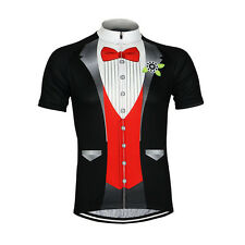 Men's Short Sleeves Cycling Jersey Bicycle T Shirt Mountain MTB Clothing Tops