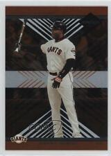2004 Leaf Limited Previews #16 Barry Bonds San Francisco Giants Baseball Card