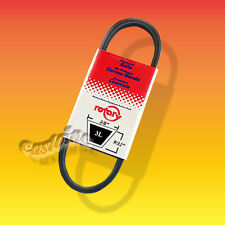 """3L420 Premium 3/8 X 42"""" V Belt Wrapped,Polyester Cord Heat and Oil Resist"""