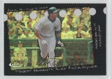 2005 Topps Finest A-Rod Moments Refractor #FAM47 Alex Rodriguez New York Yankees