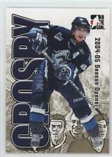 2005-06 In the Game Series Gold #15 Sidney Crosby Rimouski Oceanic (QMJHL) Card