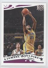 2005-06 Topps #161 Jamaal Magloire New Orleans Hornets Basketball Card