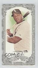 2012 Topps Allen & Ginter's Minis Black Border #255 Dayan Viciedo Baseball Card