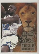 1994-95 Fleer Young Lion #5 Shaquille O'Neal Orlando Magic Basketball Card
