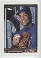 1992 Topps Gold Winner #225 Roberto Alomar Toronto Blue Jays Baseball Card