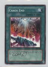 2004 Yu-Gi-Oh! Invasion of Booster Pack Base Unlimited #IOC-036 Chaos End Card