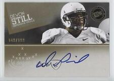 2012 Press Pass Signings Gold #PPS-DS Devon Still Penn State Nittany Lions Auto