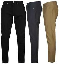 Pierre Cardin Basic Corduroy Casual Trousers Mens Casual Fashion ~Sizes 30-40W