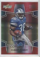 2008 Score Select Red Zone #104 Aveion Cason Detroit Lions Football Card