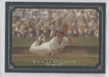 2007 UD Masterpieces Windsor Green Frame #13 Brooks Robinson Baltimore Orioles