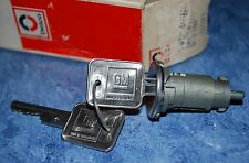 AC DELCO IGNITION LOCK & KEYS BUICK CHEVROLET OLDSMOBILE CADILLAC 1966 1967