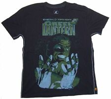 DC Comics Trunk LTD Green Lantern Emerald Twilight Black T Shirt New Official