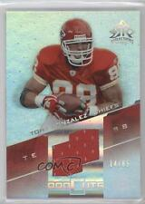 2004 Upper Deck Reflections Pro Cuts Jerseys Rainbow #PC-TG Tony Gonzalez Card