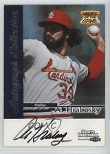 1999 Fleer Sports Illustrated Greats of the Game #ALHR Al Hrabosky Auto Card