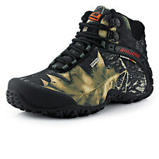 GOMNEAR hiking outdoor trekking waterproof shoes athletic trail climbing shoes