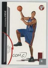 2005-06 Topps Pristine #108 Channing Frye New York Knicks Rookie Basketball Card
