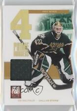 2011 Panini Elite Prime Numbers Jerseys #11 Ed Belfour Dallas Stars Hockey Card