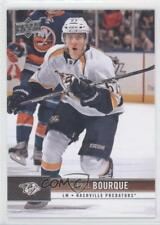 2012-13 Upper Deck #100 Gabriel Bourque Nashville Predators Hockey Card
