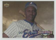 1994 Upper Deck Mickey Mantle's Long Shots #MM8 Cliff Floyd Montreal Expos Card